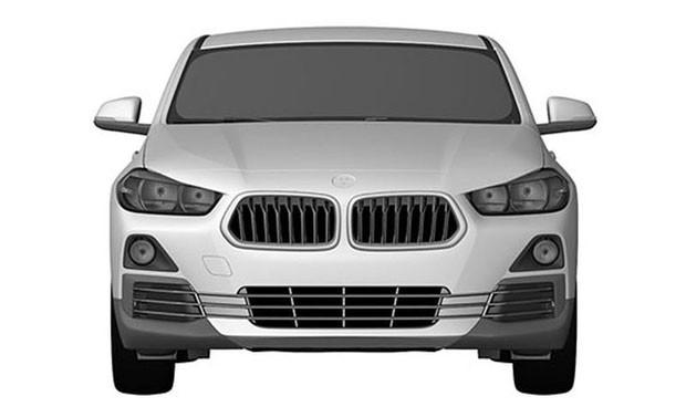 Vazam registros de patente do BMW X2 (Foto:  Reprodução / Autoblog.nl)