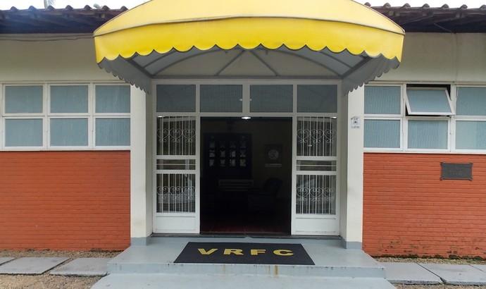 Sede do Volta Redonda Futebol Clube (Foto: Vinicius Lima/GloboEsporte.com)