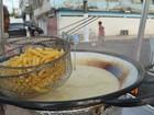 Em Macapá, óleo de cozinha usado por ambulantes pode virar sabão