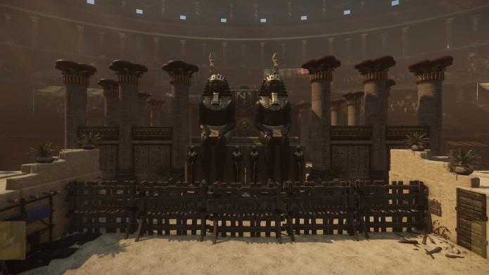 Ryse: Son of Rome: Novo DLC adiciona conteúdo para três modos de jogo (Foto: Divulgação)