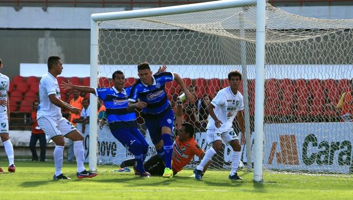 CSA x Murici, no Rei Pelé (Foto: Ailton Cruz/Gazeta de Alagoas)