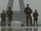 Europa aumenta policiamento e cria barreiras para a noite do réveillon