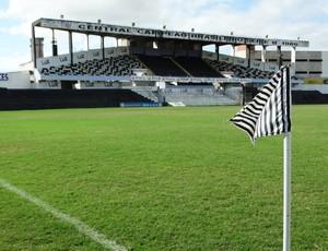 Estádio Lacerdão  (Foto: Lafaete Vaz / GloboEsporte.com)