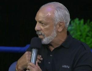 Júnior, comentarista da Rede Globo (Foto: Reprodução SporTV)