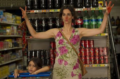 Mariana Lima no fime 'Boa sorte' (Foto: Daniel Behr)