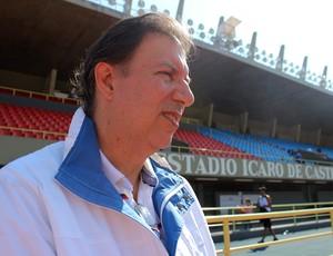 José Antônio Martins Fernandes - presidente da CBAt (Foto: Josiel Martins)