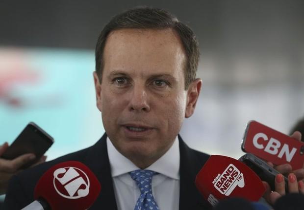 Prefeito eleito de São Paulo, João Dória (PSDB) concede entrevista  (Foto: Fabio Arantes/SECOM)