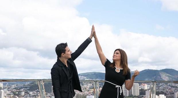 Mara Maravilha e Biel Torres estão noivos (Foto: Reprodução/Instagram)