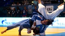 Aps acordo com Sarah, rika vence todas as lutas por ippon  (Mrcio Rodrigues / Fotocom)