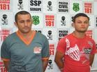 Suspeitos são presos 40 dias após homicídio em Itabaiana, em Sergipe