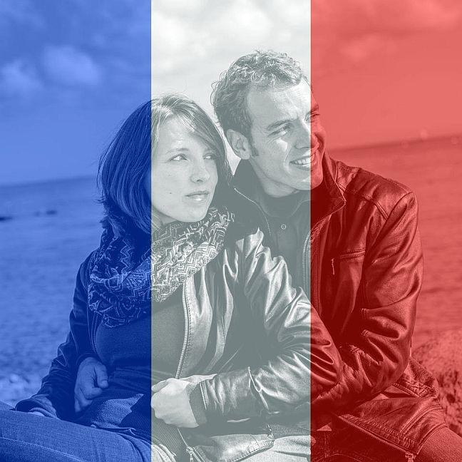 Agnès e Albert Steinberger (Foto: Albert Steinberger / Arquivo pessoal)