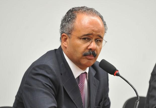 O deputado federal Vicente Cândido (PT) (Foto: Agência Brasil)