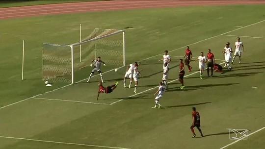 Fator Kível: atacante marca os três gols do ASA na Terceirona e volta a ser decisivo