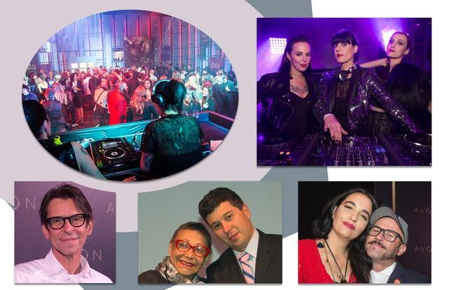 Prêmio Avon (Foto: Adri Felden e Marcos Issa/Argosfoto)
