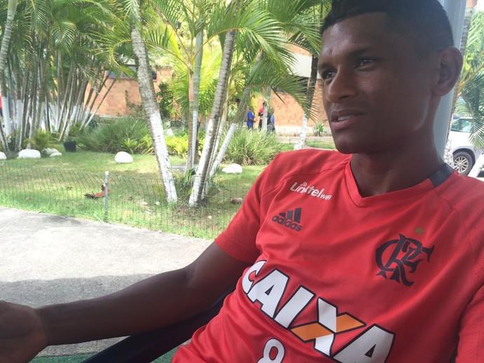 Marcio Araújo Flamengo (Foto: Raphael Zarko)