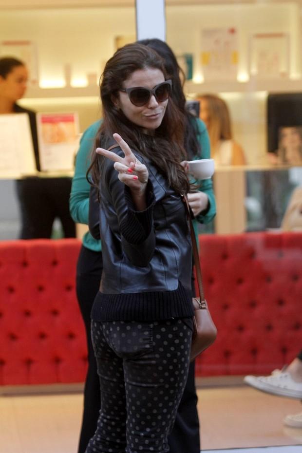 Giovanna Antonelli (Foto: Marcos Ferreira / FotoRioNews)