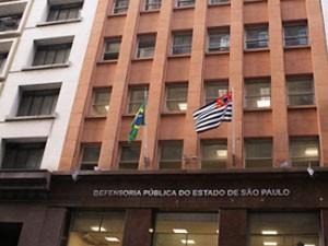 Defensoria Pública do Estado de São Paulo (Foto: Reprodução)