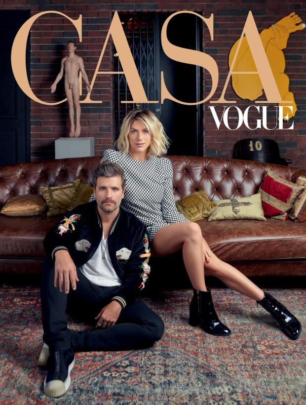 Casa Vogue fevereiro (Foto: Ricardo Abrahão/ABA MGT)