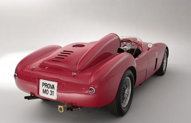 Ferrari 375 Plus 1954 (Foto: Divulgação)