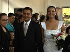 Casamento coletivo celebra a união de dezenove casais em Goiânia