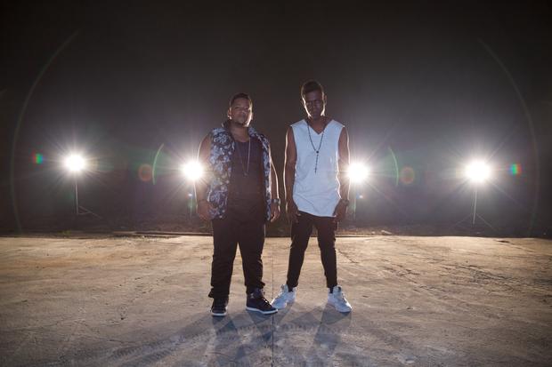 MC Nego Bam e MC Nandinho (Foto: Divulgação)