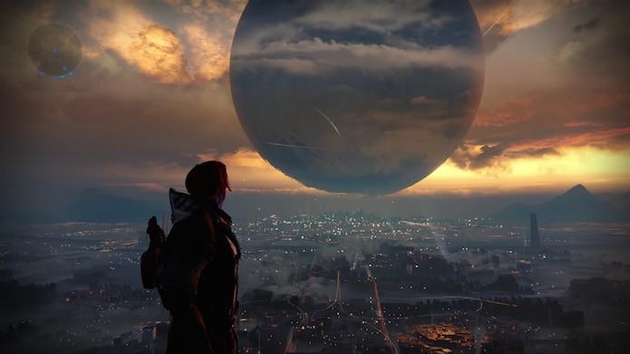 Halo 5 ou Destiny? Descubra qual o melhor FPS futurista (Foto: Reprodução/Victor Teixeira)