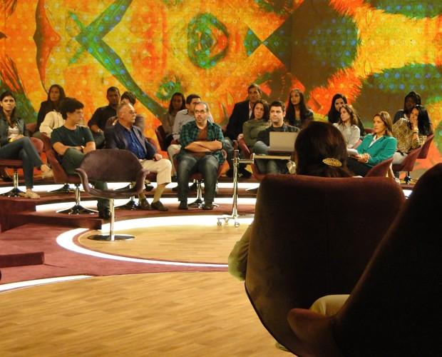 Plateia do Encontro com Fátima Bernardes será formada por 60 pessoas