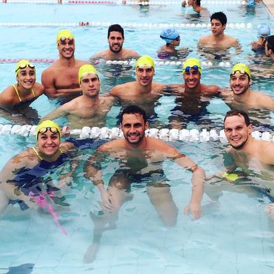Leonardo de Deus Léo de Deus Swim4change (Foto: Reprodução/ Instagram)