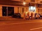 Morre outra vítima de acidente com carros no Centro de Ponta Grossa