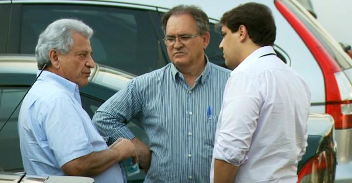 Sérgio Carnielli presidente de honra Ponte Preta (Foto: Carlos Velardi / EPTV)
