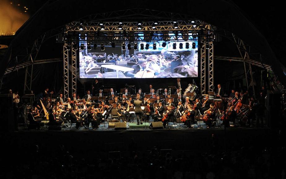 Orquestra Sinfônica faz concerto grátis para alunos de escolas públicas do DF