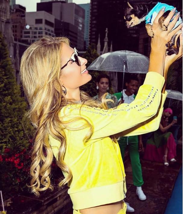 Paris Hilton (Foto: Reprodução Instagram)