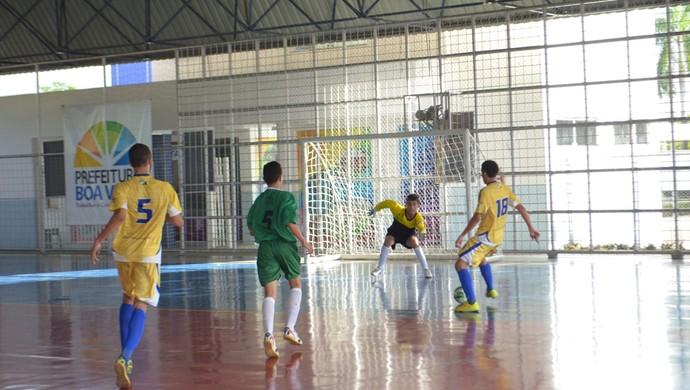 Copa Rede Amazônica de Futsal Roraima (Foto: Nailson Wapichana)