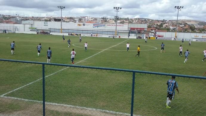 Porto x Salgueiro Sub-20 (Foto: Danilo Mendes)