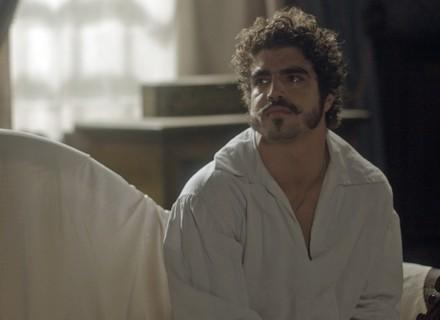 Pedro reaparece e avisa que vai voltar a Portugal