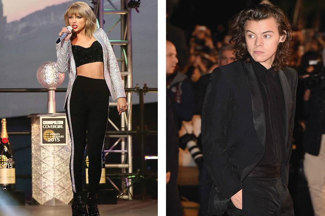 Em uma de suas mais recentes apresentações no Emmy, Taylor aproveitou o momento parar fazer uma piada com seu ex-namorado, Harry Styles, e deixar pública sua insatisfação com ele. Durante o trecho de uma canção na qual reproduz a fala de um ex, ela imitou o sotaque britânico do cantor. (Foto: Getty Images)