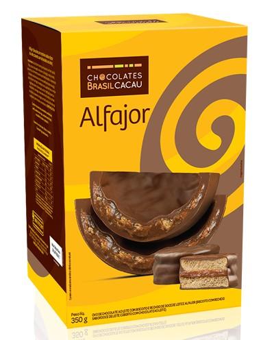 Ovo Alfajor, da Chocolate Brasil Cacau (Foto: Divulgação)