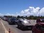 Estrada do Coco tem fluxo intenso e congestionamento de 4 km