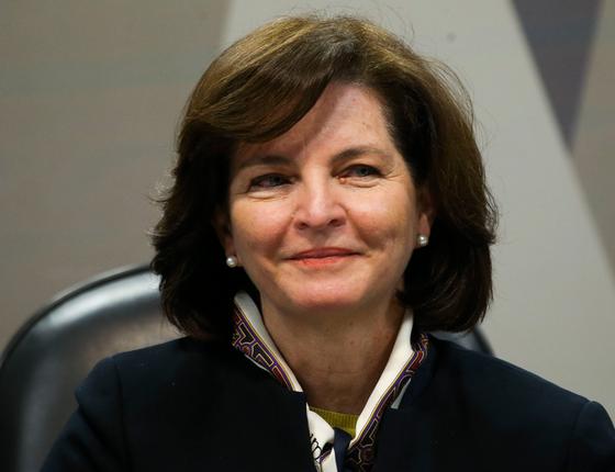 Raquel Dodge,futura procuradora-geral da República (Foto:  Marcelo Camargo/ABR)