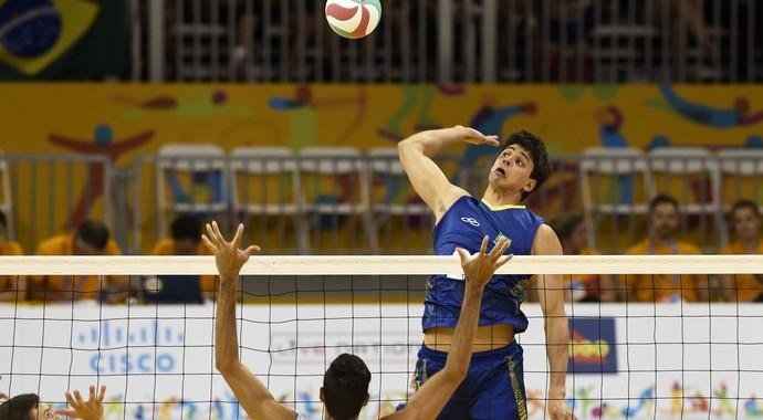 370e6ed66d Agenda do dia  Pan chega ao fim com Brasil na briga por medalha no vôlei