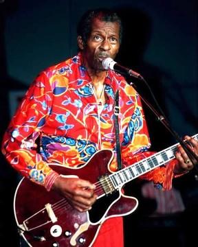Chuck Berry (Foto: Reprodução/Facebook)