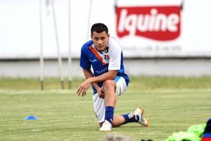 Anderson Aquino Santa Cruz (Foto: Aldo Carneiro/Pernambuco Press)