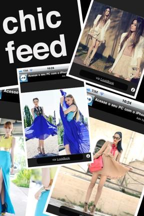 chicfeed app (Foto: divulgação)