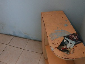 Adão Everton crack Porto Alegre (Foto: Paula Menezes/G1)