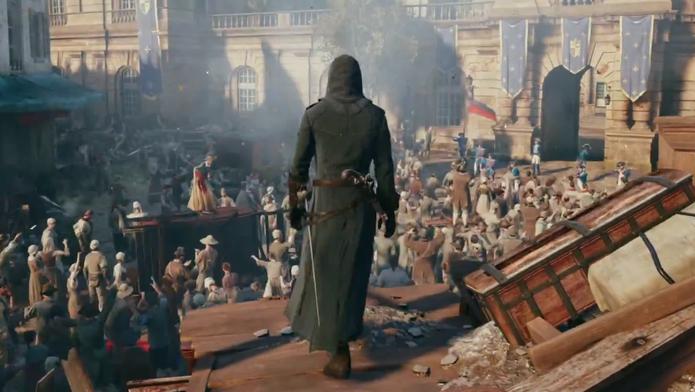 Assassin's Creed Unity (Foto: Reprodução/ Youtube)