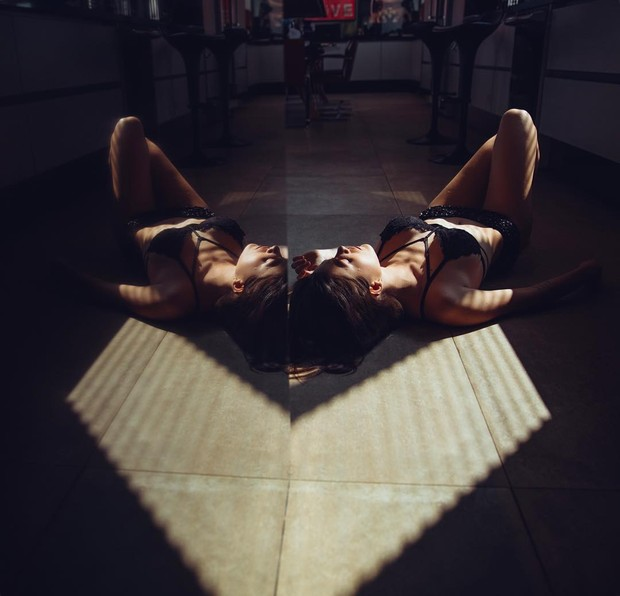 Mika Guluzian (Foto: Bruno Fioravanti / Instagram)