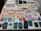 Grupo é detido após assaltos em cidades do Triângulo Mineiro