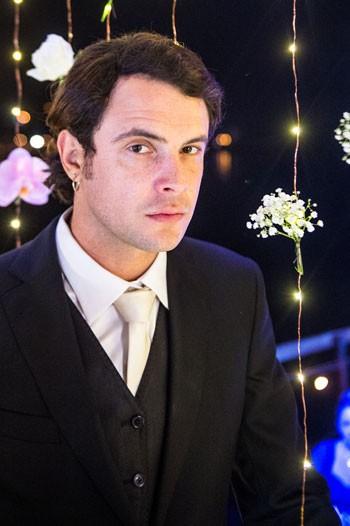 Sergio Guizé como Gael (Foto: Raquel Cunha/TV Globo)