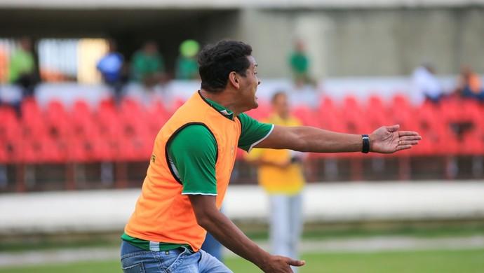 Humberto Santos, técnico do Murici (Foto: Ailton Cruz/Gazeta de Alagoas)