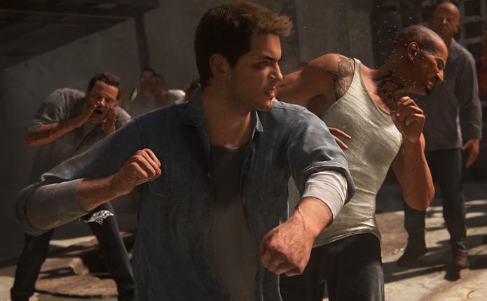 Como jogar Uncharted 4, novo game de aventura para PS4 (Foto: Reprodução/Felipe Vinha)